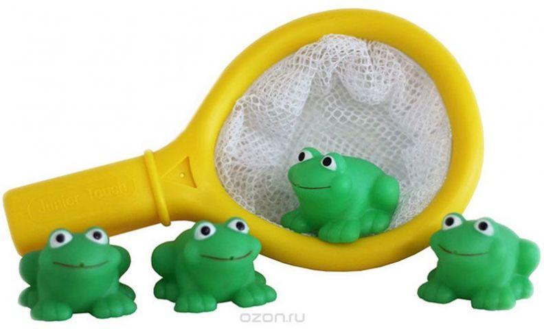 Bampi Обучающая игра Рыбалка для малышей Лягушки