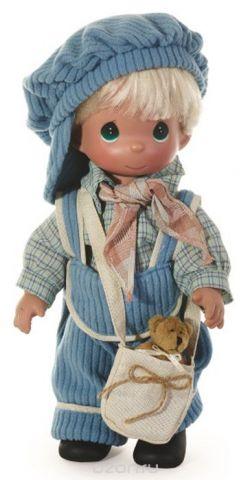 Precious Moments Кукла Мальчики будут мальчиками блондин