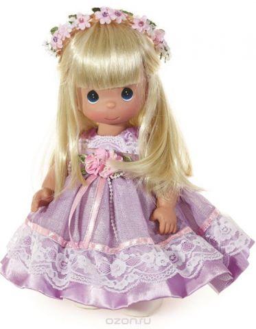 Precious Moments Кукла Прекрасная в Лаванде блондинка