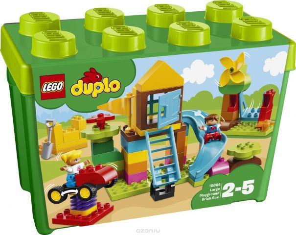 LEGO DUPLO My First Конструктор Большая игровая площадка 10864