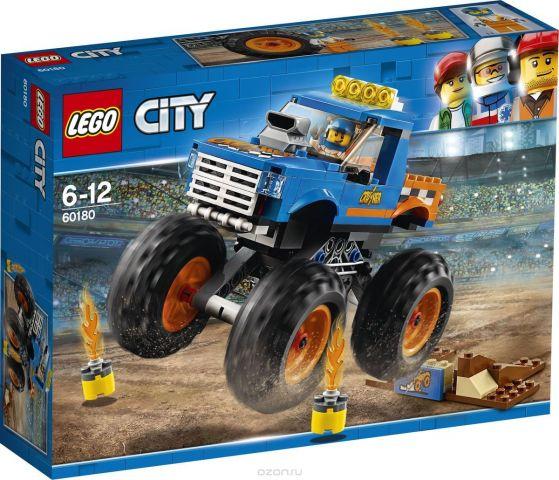 LEGO City Great Vehicles Конструктор Монстр-трак 60180