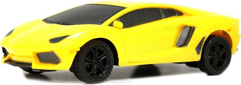 Taiko Машина спортивная на радиоуправлении цвет желтый 0462