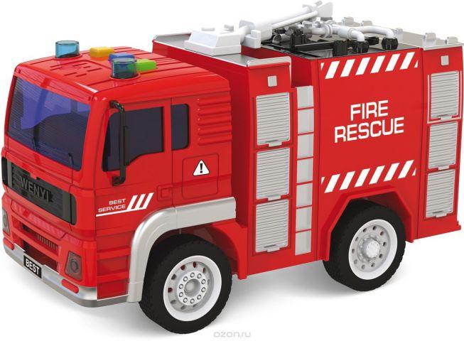 Taiko Zoom Пожарная машина