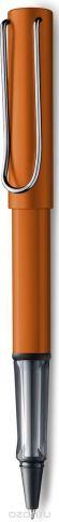 Lamy Al-star Ручка-роллер 342 M63 черная цвет корпуса медно-оранжевый