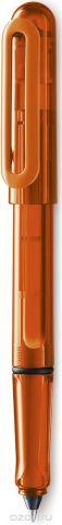 Lamy Balloon Ручка-роллер 311 T11 синяя цвет корпуса оранжевый