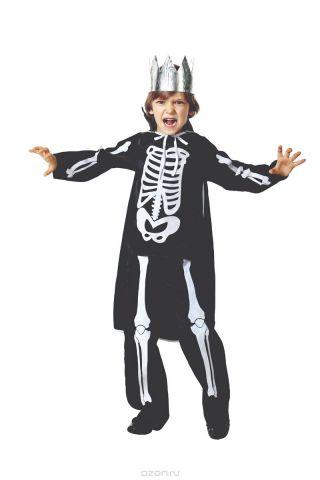 Батик Костюм карнавальный для мальчика Кащей Бессмертный размер 34
