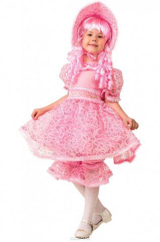 Батик Костюм карнавальный для девочки Кукла размер 30