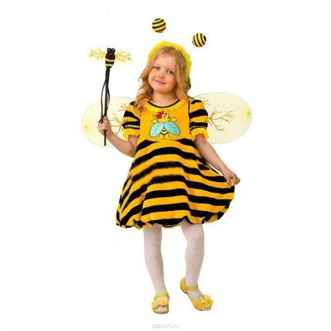 Батик Костюм карнавальный для девочки Пчелка размер 28
