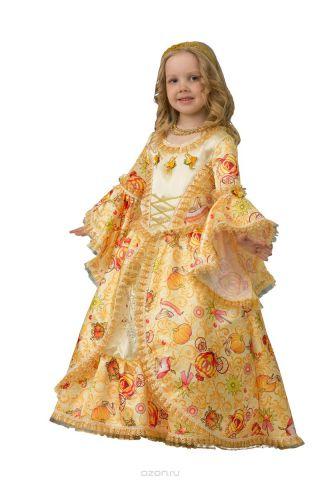 Батик Костюм карнавальный для девочки Золушка сказочная размер 26