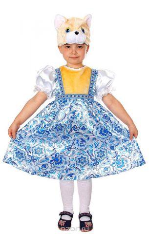 Батик Костюм карнавальный для девочки Кошка Миланья размер 32