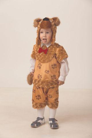 Батик Костюм карнавальный для мальчика Собачка Бобик размер 26