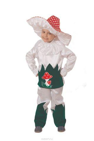 Батик Костюм карнавальный для мальчика Грибок размер 32