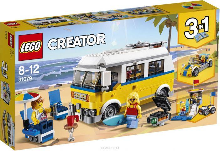 LEGO Creator Конструктор Фургон серферов 31079