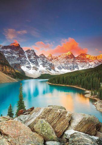 Educa Пазл Озеро Морейн Национальный парк Банф Канада