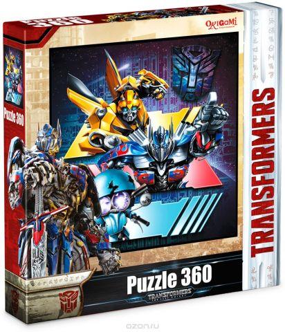 Transformers Пазл В бой