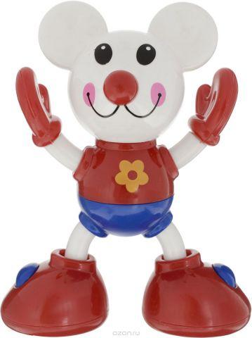 Ути-Пути Развивающая игрушка Мышонок цвет белый красный