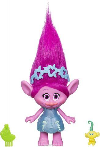 Trolls Фигурка Троллиc заколочками для волос