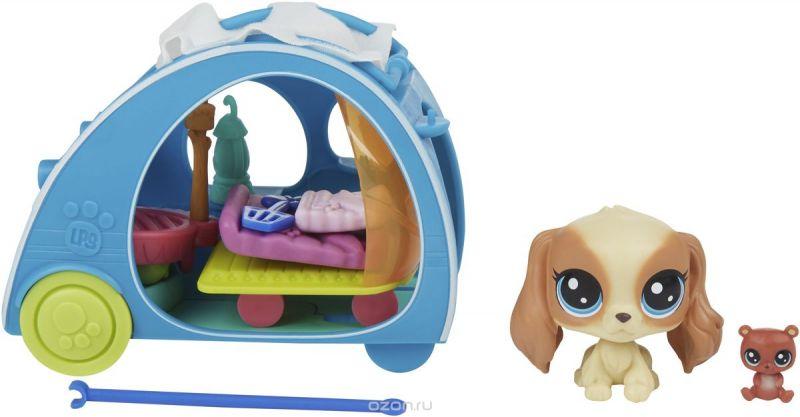 Littlest Pet Shop Игровой набор Хобби петов