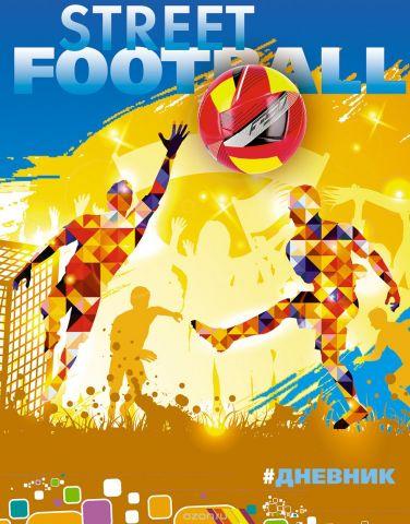 Апплика Дневник школьный для младших классов Футбол С3620-07
