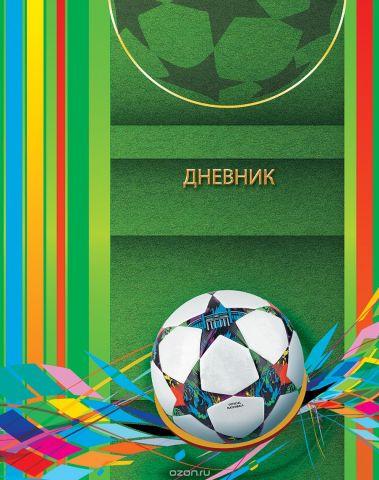Апплика Дневник школьный для младших классов Футбольный мяч С3621-02