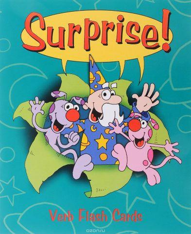 Surprise! Verb Flashcards