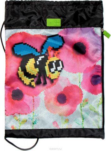 4ALL Сумка для сменной обуви Kids Веселая пчелка