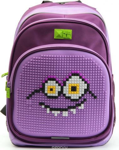 4ALL Рюкзак Kids цвет фиолетовый сиреневый