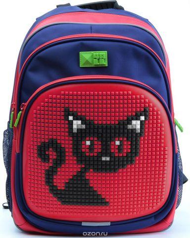 4ALL Рюкзак Kids цвет синий красный