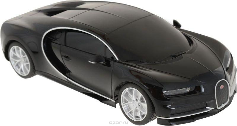 Rastar Радиоуправляемая модель Bugatti Chiron масштаб 1:24 цвет черный