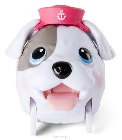 Chubby Puppies Набор фигурок Shiloh sheepdog цвет белый серый