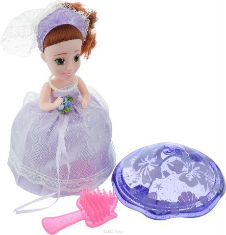 Emco Кукла-Капкейк Cupcake Surprise Невеста цвет сиреневый
