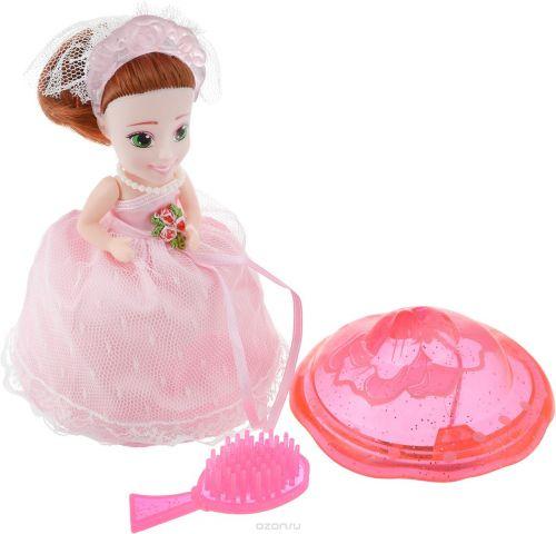 Emco Кукла-Капкейк Cupcake Surprise Невеста цвет фуксия