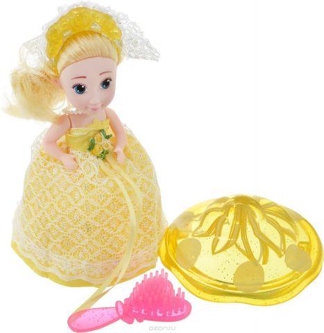 Emco Кукла-Капкейк Cupcake Surprise Невеста цвет желтый