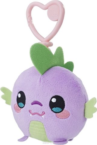 My Little Pony Мягкая игрушка-брелок Спайк Дракон