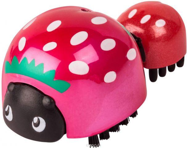 Moose Интерактивная игрушка Little Live Pets Божья коровка и малыш Ягодка