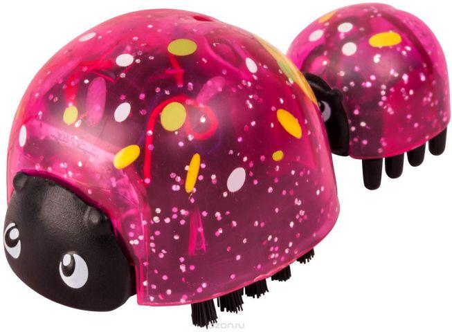 Moose Интерактивная игрушка Little Live Pets Божья коровка и малыш Искорка