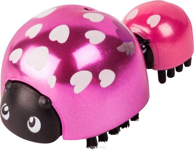 Moose Интерактивная игрушка Little Live Pets Божья коровка и малыш Сердечко