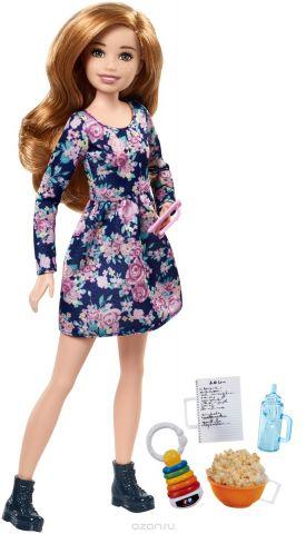 Barbie Кукла Няня