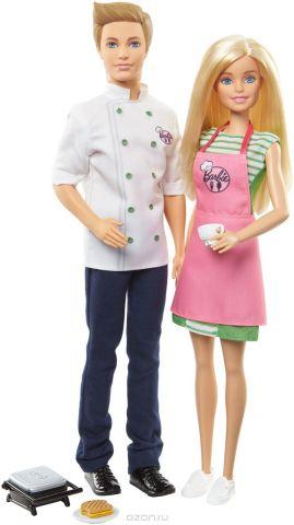 Barbie Кукла Barbie и Кен шеф-повар