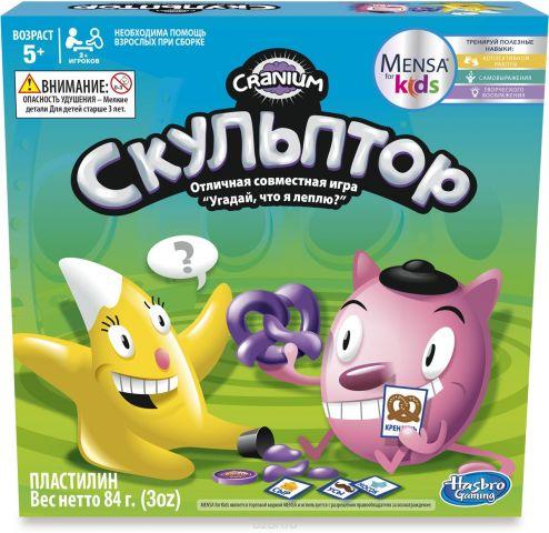 Hasbro Games Игра настольная развивающая Скульптор