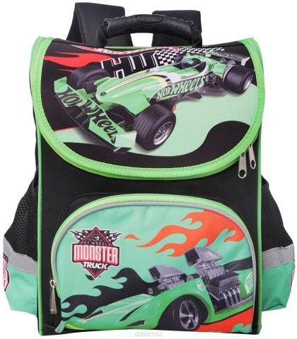 Mattel Ранец школьный Premium box Hot Wheels