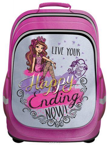 Mattel Школьный рюкзак Nice Bag Ever After High