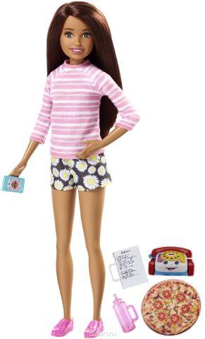 Barbie Кукла Няня FHY89_FHY92
