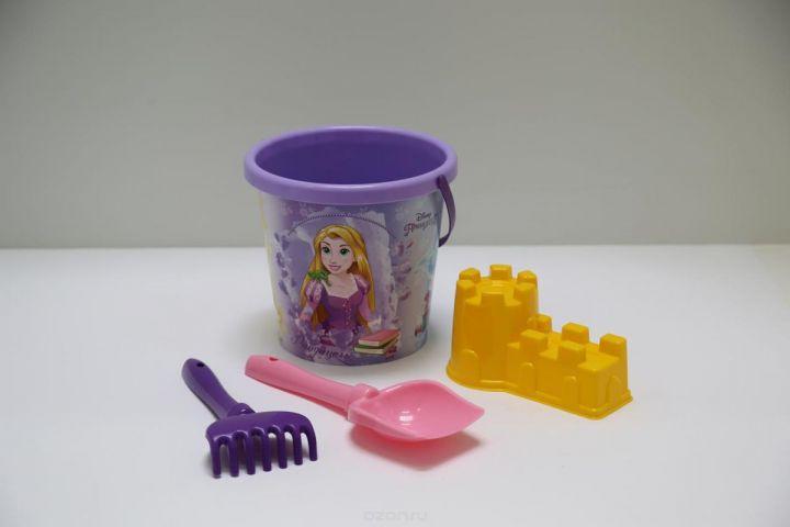 Disney Набор игрушек для песочницы Принцесса №10 4 предмета