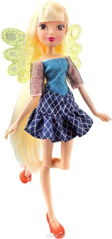 Winx Club Два наряда Кукла Стелла