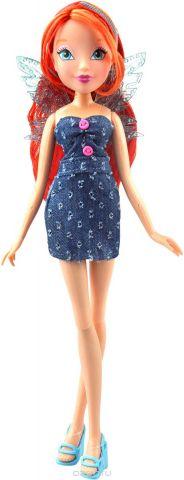 Winx Club Стильная штучка Кукла Блум
