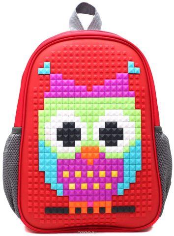 4ALL Рюкзак дошкольный Case Mini цвет красный