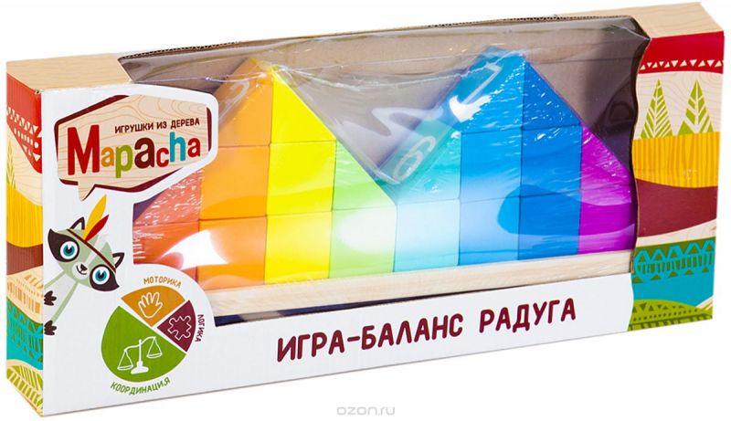 Mapacha Обучающая игра Баланс Радуга