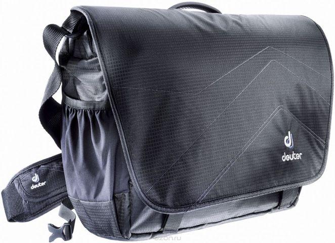 Deuter Сумка на плечо Shoulder Bags Operate III цвет черный серебристый