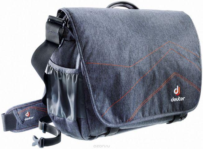 Deuter Сумка на плечо Shoulder Bags Operate III цвет серый оранжевый
